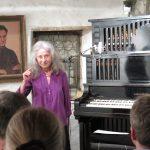 Basle - L'Esprit de l'Utopie, Zwischenzeit - 3 June 2019 - Presentation by Martine Joste of the Ivan Wyschnegradsky's piano in quarter-tone