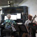 Basle - L'Esprit de l'Utopie, Zwischenzeit - 7 September 2019 - Rohan de Saran and Marianne Schröder play the Méditation sur Deux Thèmes de la Journée de l'Existence op. 7