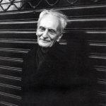Ivan Wyschnegradsky - 1976 - Photo Charles Amirkhanian