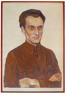Ivan Wyschnegradsky, tableau d'Hélène Benois, 1923