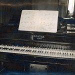Piano Pleyel en 1/4 de ton, construit à la demande d'Ivan Wyschnegradsky en 1921